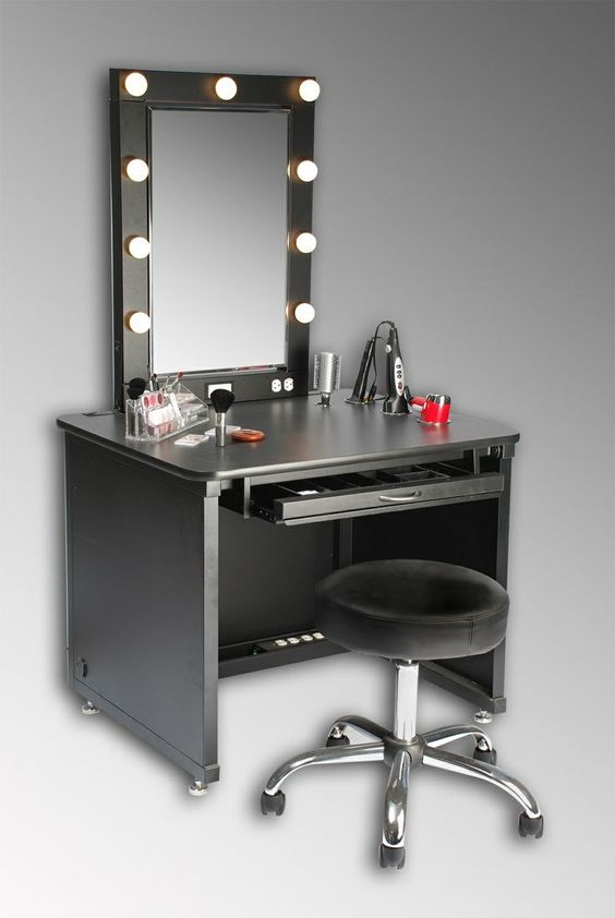 black vanity table the world s catalog of ideas 28562