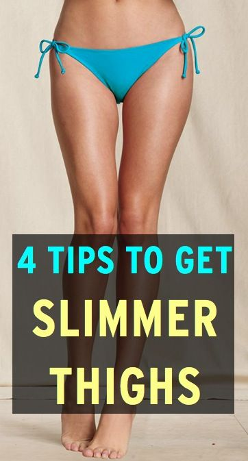 What You Need to Know to Get Slimmer Thighs, Expert-Recommended Tips to Tone Your Thighs