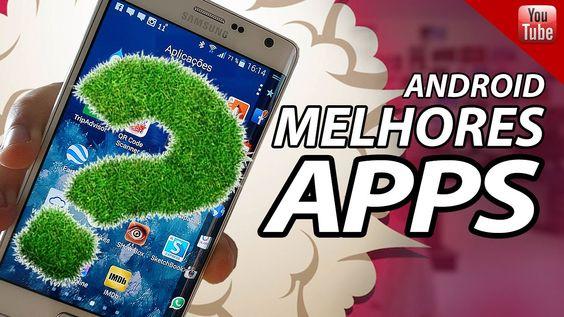 TOP Melhores Aplicativos para Android de 2015 #1