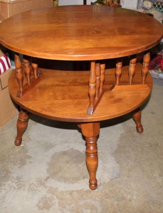 Ethan Allen Lazy Susan And Mid Century On Pinterest
