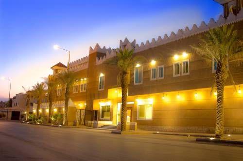 دانة الخليج Danat Al Khaleej Hotel فنادق السعودية شقق فندقية السعودية House Styles Hotel Mansions