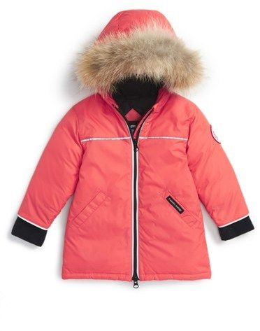 kids canada goose down jackets