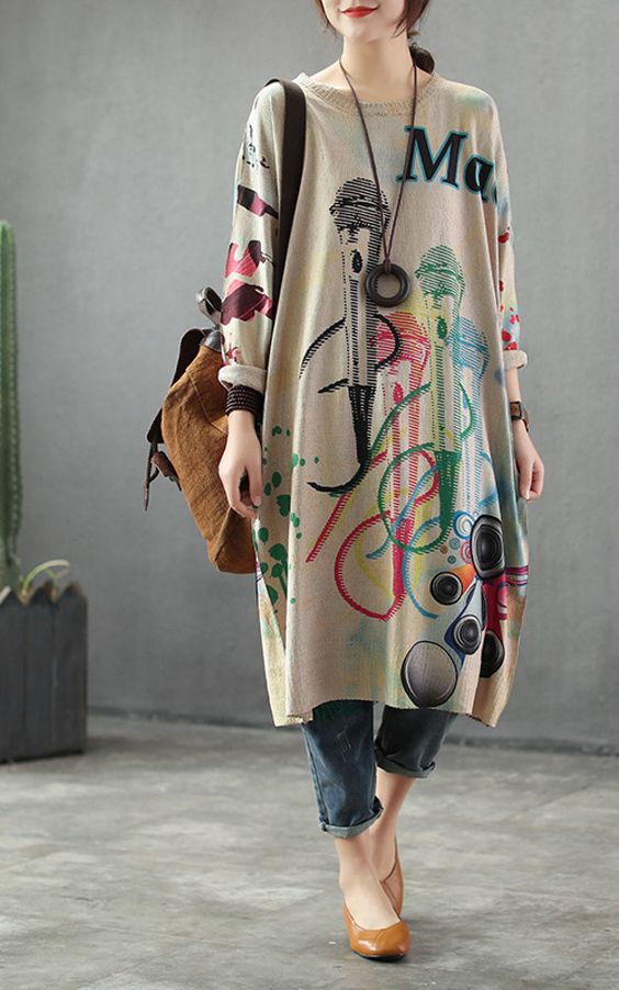 Multicolor Hipster Outfits outfit fashion casualoutfit fashiontrends