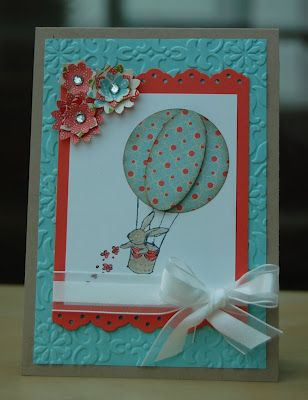 Julie's Japes - An Independent Stampin' Up! Demonstrator in the UK: The last of the Bunnies!!!!!