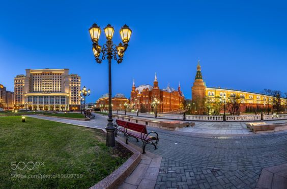 Manege Square in by anshar
