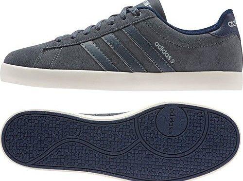 Blue Suede Adidas NEO   Blue suede