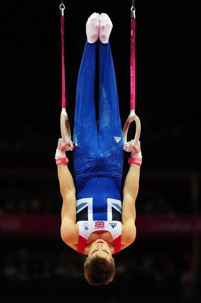 GB's Max Whitlock for Gymnastics in the 2012 London Olympics