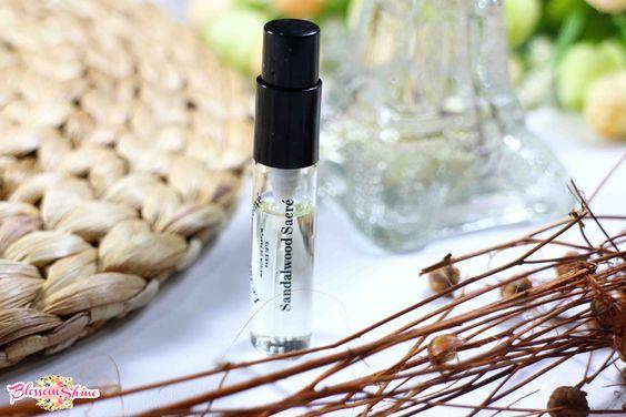 Le Jardin Retrouvé Perfume - Sandalwood Sacré