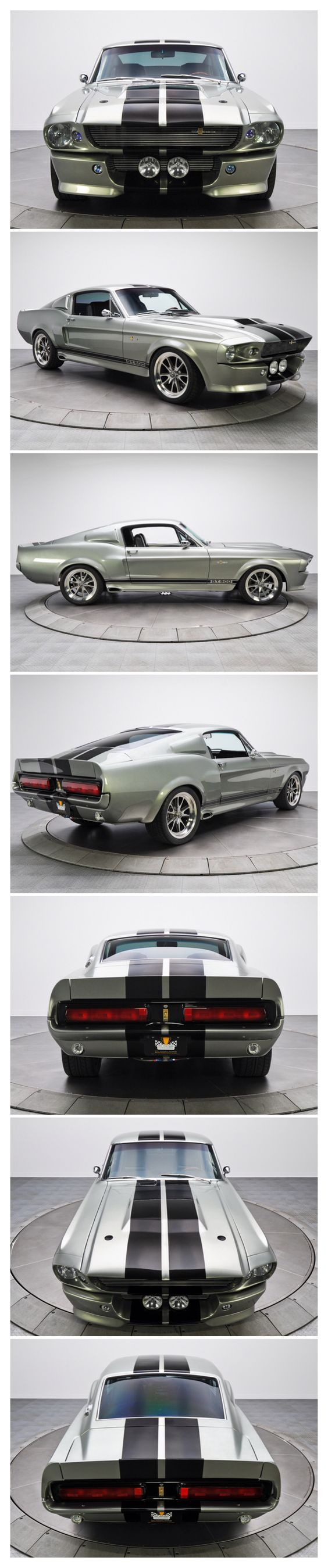 1967 Ford Eleanor GT                                                                                                                                                     Más