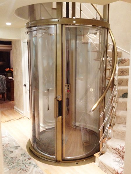 Elevator Acrylics And Stairs On Pinterest