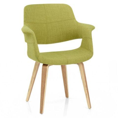 Lloyd Dining Chair Oak Green In 2020 Oak Dining Chairs Chair
