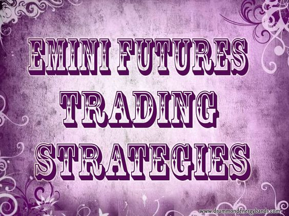 Trading Emini Futures Professionally