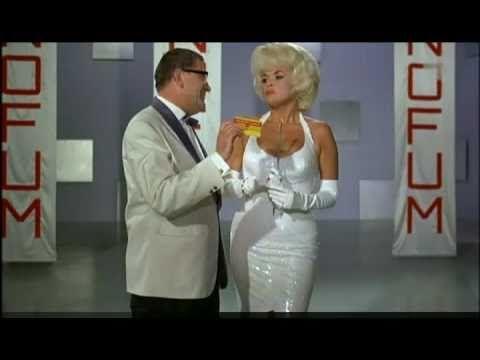 Jayne Mansfield - Wo ist der Mann (Where is the man) 1963