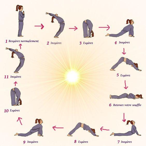 débutant : 11 postures pour 15 minutes de yoga par jour