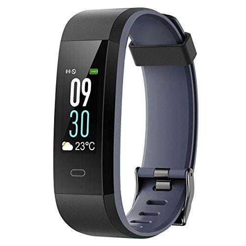 Holyhigh Fitness Armband Yg3c Aktivitatstracker Herzfrequenzmonitor Farbdisplay Ip68 Wasserdicht Fitness Tracker Mit Schrittzahler Schlafmonitor Kalorie Amazones