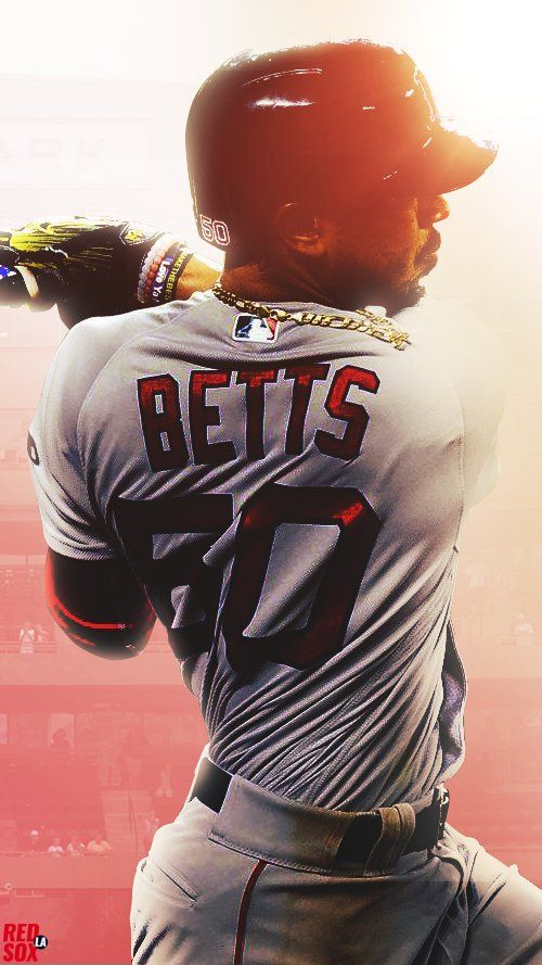 Mookie Betts Wallpaper Boston Red Sox Players Red Sox Nation Boston Red Sox Baseball