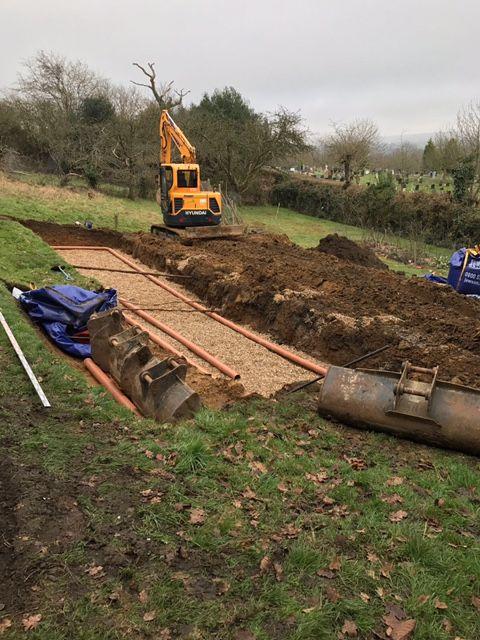 Off Mains Drainage Installation And Maintenance Of Septic Tanks Cesspits Drainage Installation Septic Tank Sewage Treatment