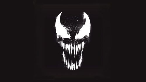 Venom Marvel Artistic Logo With Dark Background Hd Wallpapers Wallpapers Download High Resolution Wallpapers Background Hd Wallpaper Marvel Comics Wallpaper Dark Backgrounds