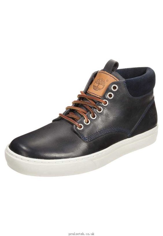 Timberland High-top trainers navy TI112A099-K11 Men's Shoes 42916232