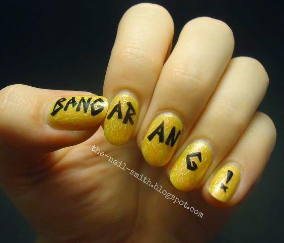 The Nail Smith: Bangarang! In Memory of Robin Williams