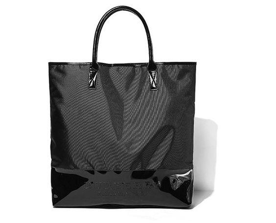 3200f包邮黑色大号超大容量手提包休闲时尚购物袋环保袋