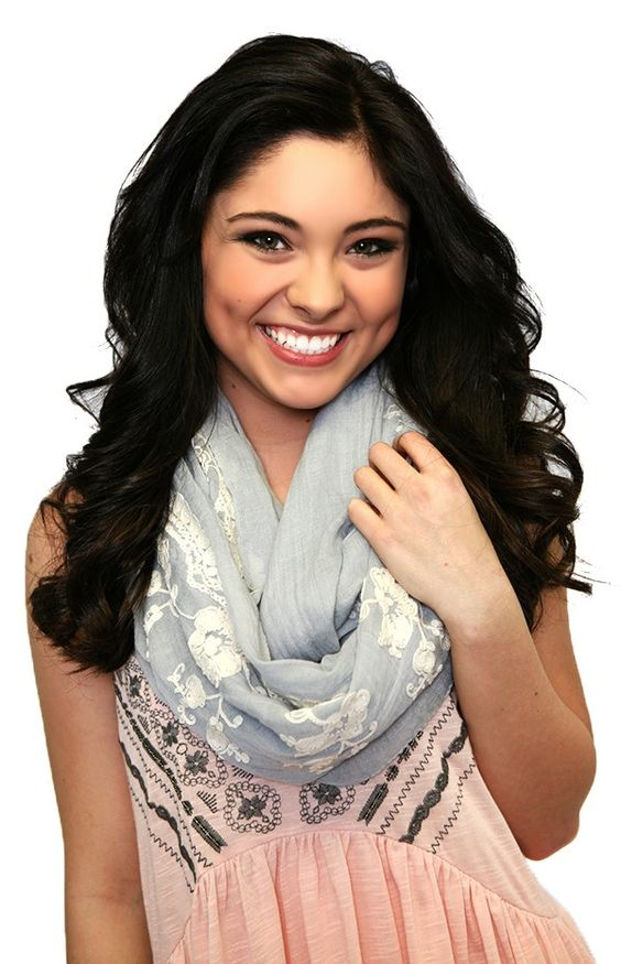 Any lace around the neck brings an added touch and feminine appeal to your attire.  Stitch By Stitch Infinity Scarf in Light Grey