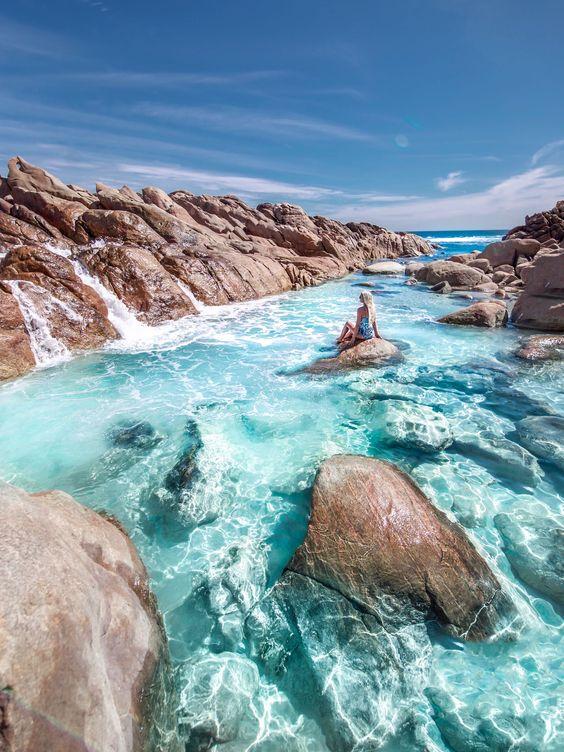 Injidup Natural Spa, Western Australia