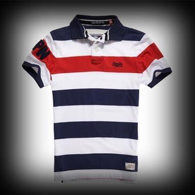 Superdry極度乾燥 Hoopstripe Hit Polo ポロシャツ 日本語の自体を交えた異色の組み合わせが、イギリスで大注目ブランドSuperdry極度乾燥! アバクロ ホリスターより個性派! #ITSHOPアバクロcom
