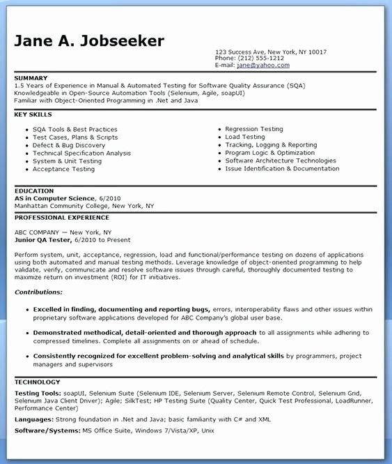 5 Years Testing Experience Resume Format Resume Templates Good Resume Examples Resume Software Resume Examples