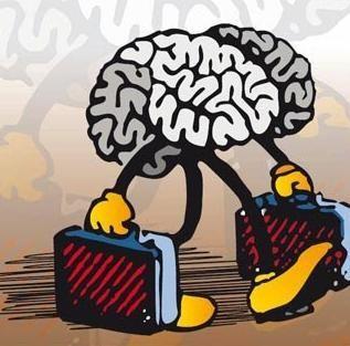 Fuga di cervelli e cervelli che rimangono