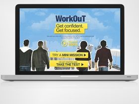 WorkOut - Get Confident, Get Focused. via @ReachOut Professionals #wellbeing