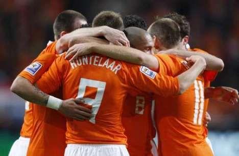 Dutch soccerteam! Hup Holland hup