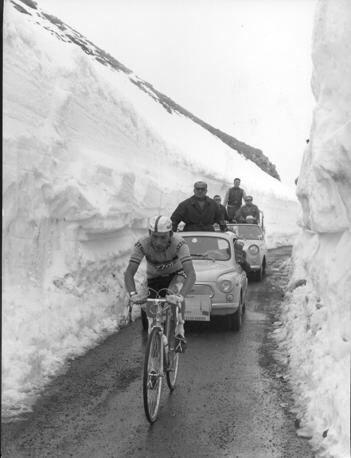 Giro d'italia Stelvio 1961, Charly Gaul