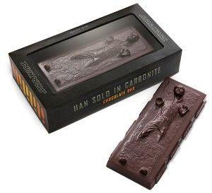 Me: I love you Chocolate…    Chocolate: …I know  #maythefourth #starwarsday #swd