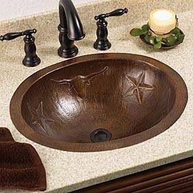 bathroom sink western style cowgirl cowboy horse lover basement bathroom pinterest home