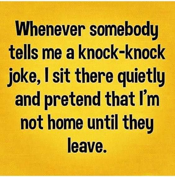 Pin By Renaud On Thats What I Would Say Maybe Knock Knock Jokes Bones Funny Make Me Laugh