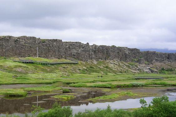 #Nationalpark #Pingvellir, #Island