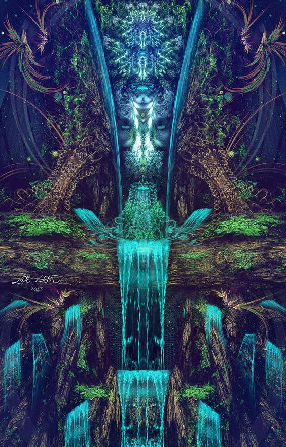 Psychedelic Visionary Art (Gallery)