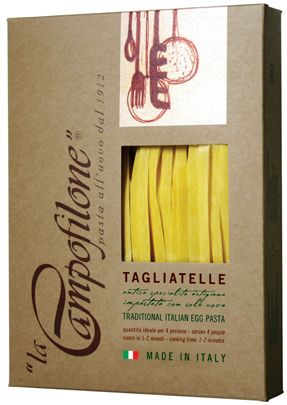 #tagliatelle di #campofilone: really good, really tasty. #pasta #homemade