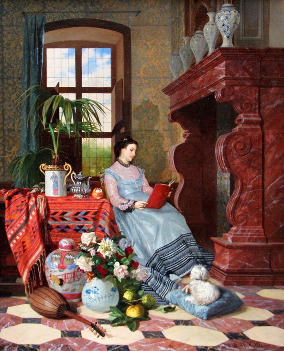 David Emil Joseph De Noter(1825-1875)
