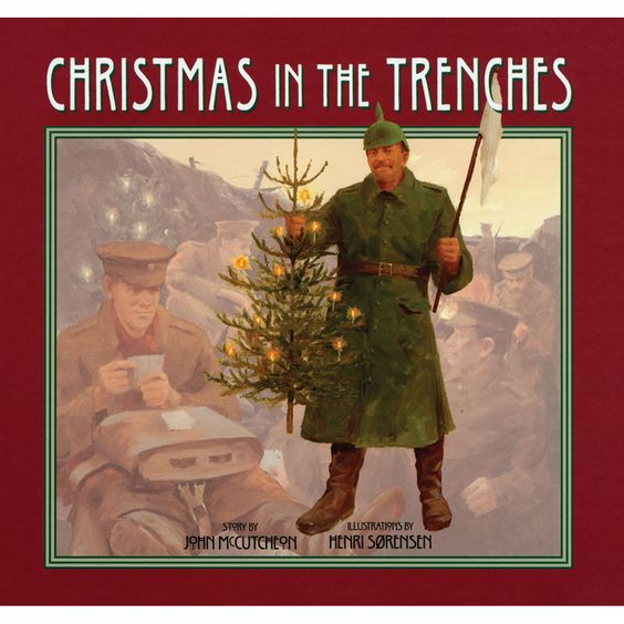 Here is an inspiring true account of the Christmas Eve truce between