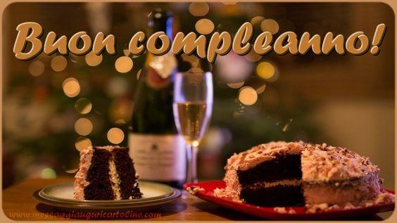 Buon compleanno!: