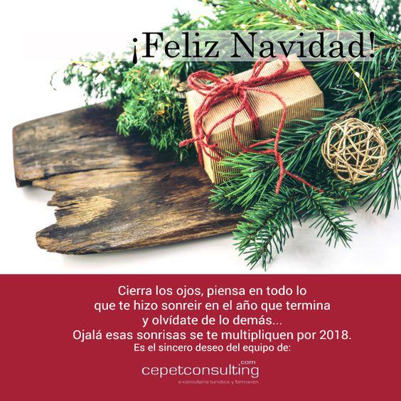 Felicitacion de navidad @CepetConsulting
