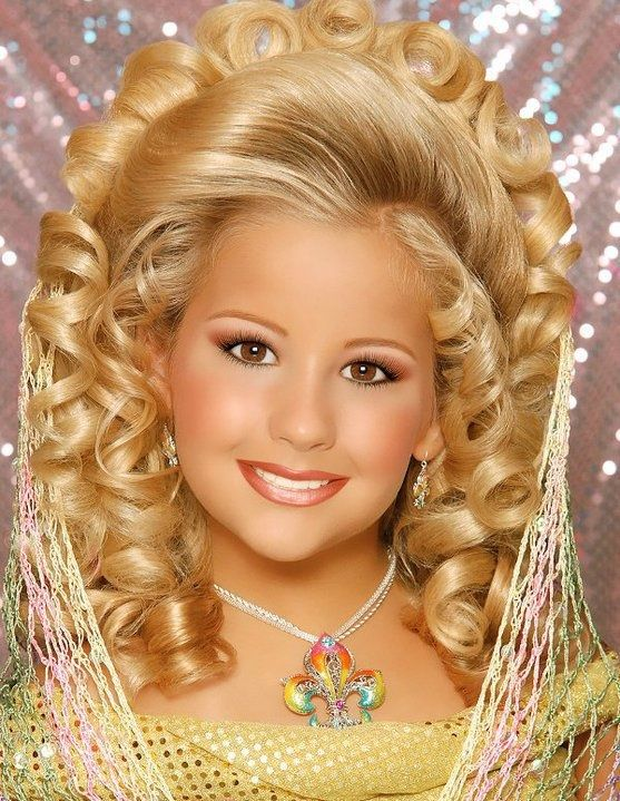 glitz hair styles toddlers and tiaras just adorable 6089