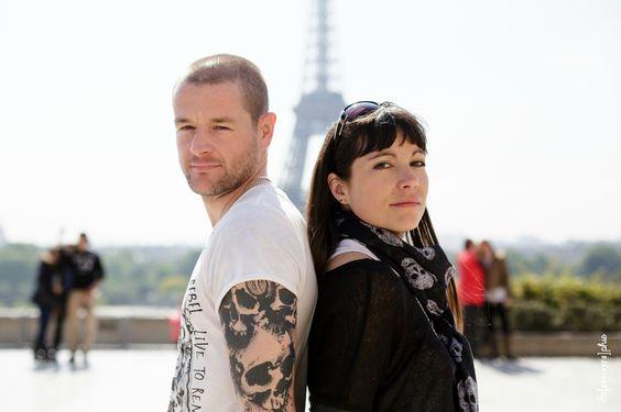 Love session / séance engagement Sandra & Mickaël - (75) Paris - So[photogra]phie - Photographe Mariage & Lifestyle