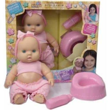 Brinquedo: Boneca Upa nenem
