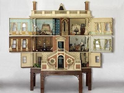 #dollhouse