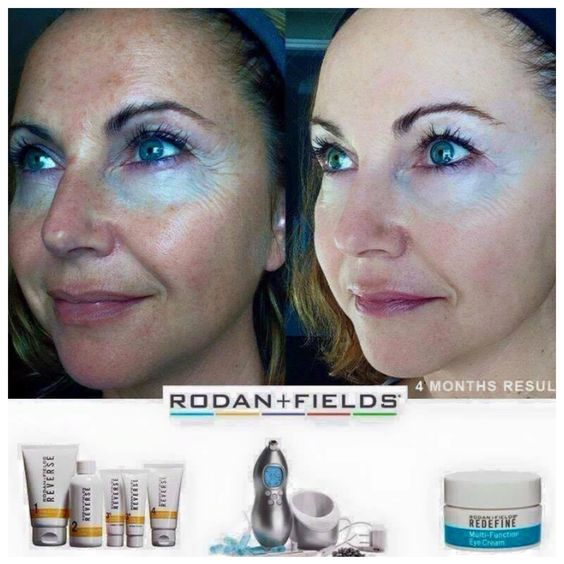 Looking amazing after using REVERSE w/ Accelerator pack, Macro-Exfoliator & a Redefine Multi-Function Eye Cream!