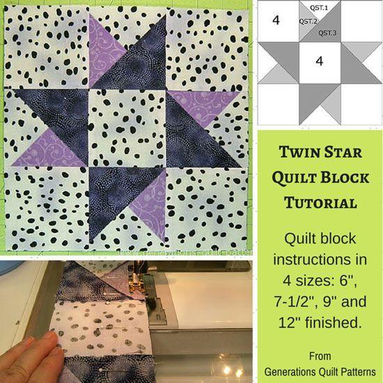 Image Result For Easy 2 Or 3 Color Quilt Blocks Modern Quilt Blocks Quilt Square Patterns Paper Pieced Quilt Patterns