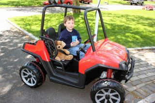 Peg Perego Polaris Range RZR Battery Operated Ride On Meijer